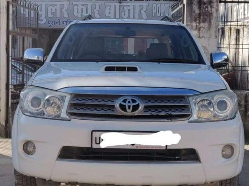 Used Toyota Fortuner 2011 MT for sale in Gorakhpur