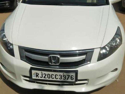 Used Honda Accord 3.5 V6 2012 MT for sale in Jaipur