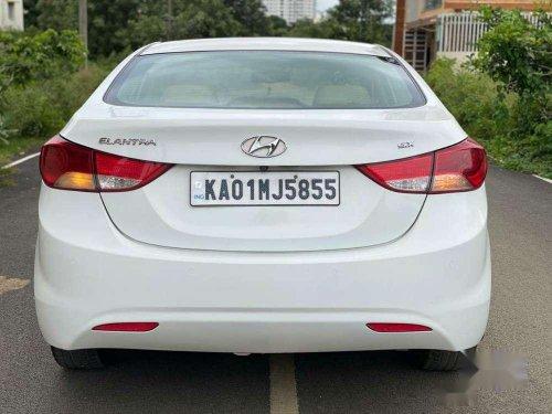 Used Hyundai Elantra 1.6 SX 2012 MT for sale in Nagar