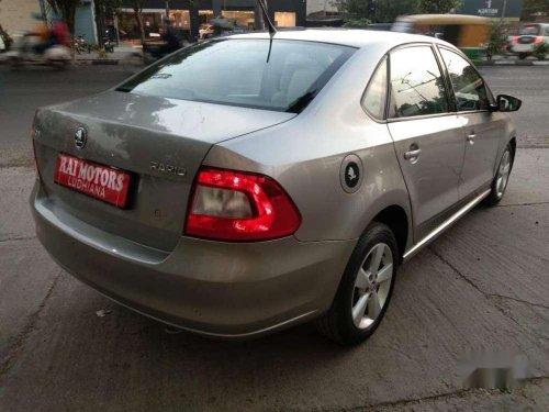Used 2015 Skoda Rapid MT for sale in Ludhiana
