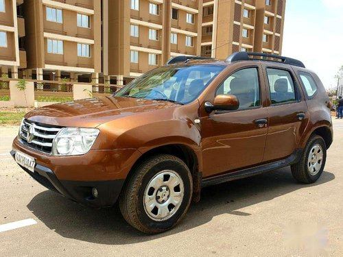 Renault Duster 110 PS RXL, 2013, MT for sale in Ahmedabad