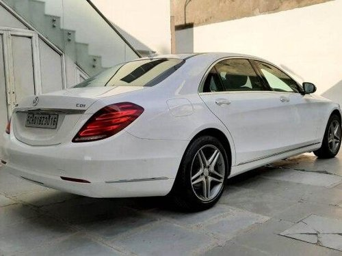 Used Mercedes Benz S Class 2014 AT for sale in New Delhi