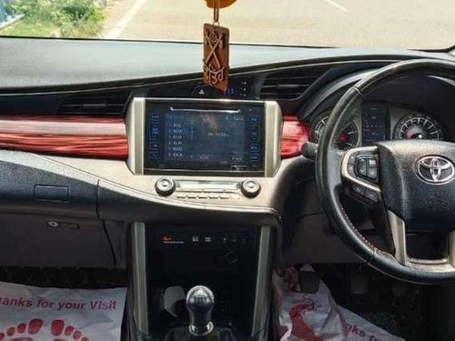 Used Toyota Innova Crysta 2018 MT for sale in Panchkula