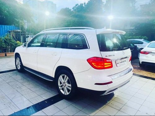 Used 2014 Mercedes Benz GL AT for sale in Pune