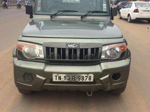 Used Mahindra Bolero ZLX 2015 MT for sale in Chennai