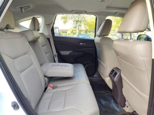 Used 2015 Honda CR V 2.4 4WD AT for sale in Ahmedabad