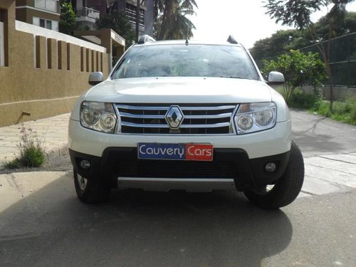 Renault Duster RXZ 110PS BSIV 2013 MT for sale in Bangalore