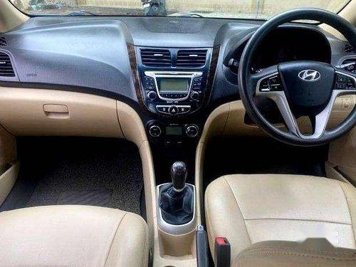 Used Hyundai Verna 1.6 VTVT SX 2012 MT for sale in Thane