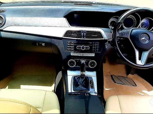 Used Mercedes-Benz C-Class 2012 AT for sale in Pune