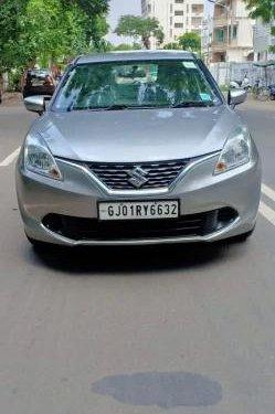 2017 Maruti Suzuki Baleno Sigma Diesel MT for sale in Ahmedabad