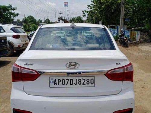 Used 2017 Hyundai Xcent MT for sale in Guntur