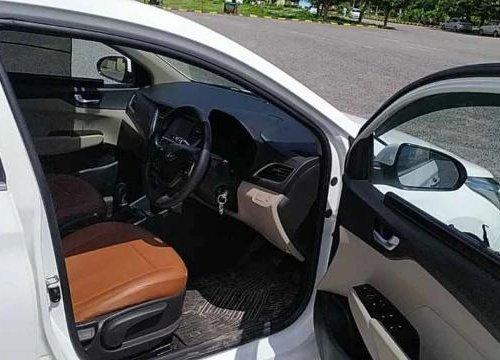 Used 2017 Hyundai Verna MT for sale in Faridabad