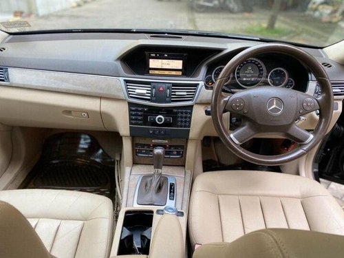 Used 2011 Mercedes Benz E Class AT for sale in Kolkata