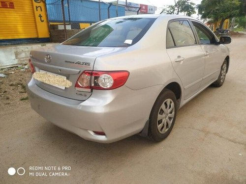 Used 2011 Toyota Corolla Altis MT for sale in Hyderabad-5