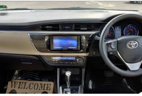 Used 2016 Toyota Corolla Altis AT for sale in New Delhi