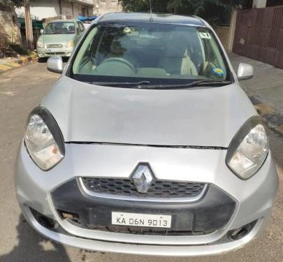 Used Renault Pulse RxL Optional 2015 MT for sale in Bangalore