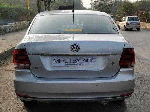 Used Volkswagen Vento 1.6 Comfortline 2015 MT for sale in Mumbai