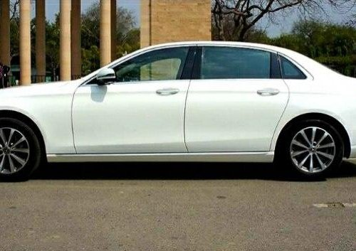 Used 2018 Mercedes Benz E Class AT for sale in New Delhi