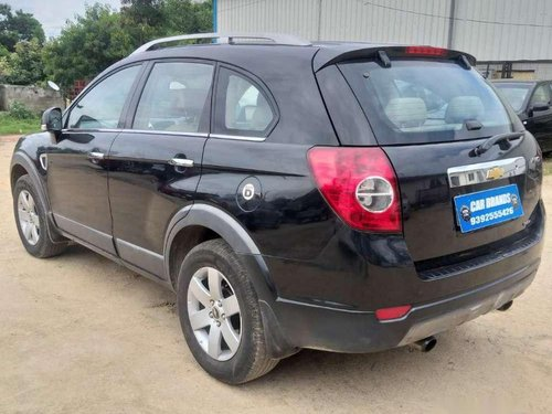 Used 2011 Chevrolet Captiva MT for sale in Hyderabad