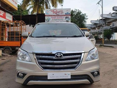 Used Toyota Innova 2014 MT for sale in Pune