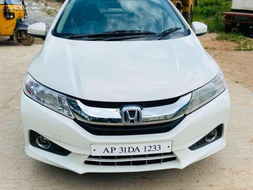 Used Honda City 1.5 V 2015 MT for sale in Hyderabad
