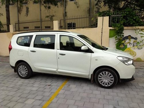 Used 2018 Renault Lodgy MT for sale in Ahmedabad