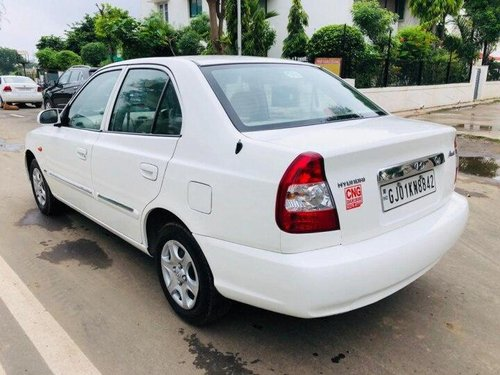 Hyundai Accent Executive CNG 2012 MT for sale in Ahmedabad