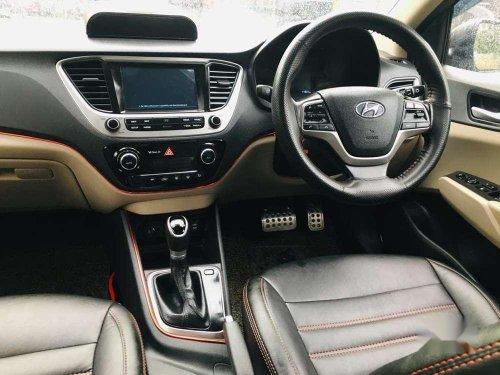 Used Hyundai Fluidic Verna 2018 AT for sale in Mumbai