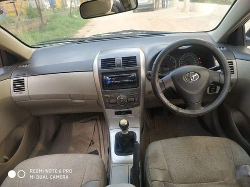 Used 2011 Toyota Corolla Altis MT for sale in Hyderabad