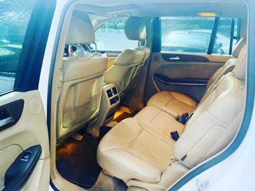 Used 2014 Mercedes Benz GL-Class AT for sale in Pune