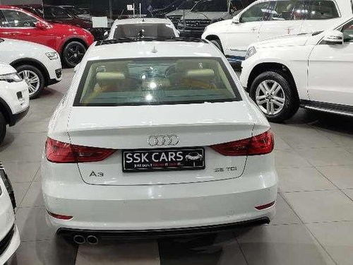 Used Audi A3 35 TDI Technology + Sunroof, 2016 AT for sale in Lucknow