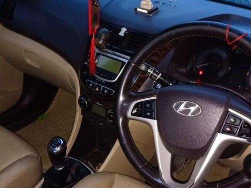 Used Hyundai Verna CRDi 1.6 SX Option 2014 MT for sale in Dehradun