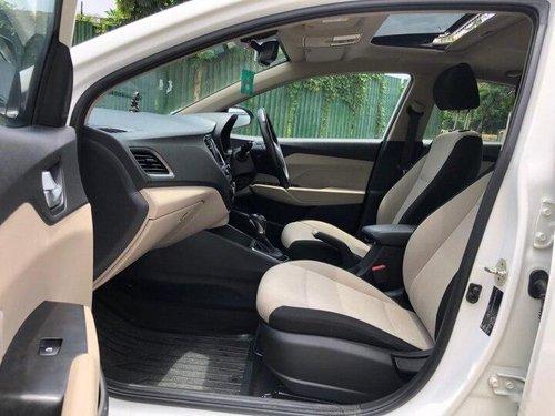 Used Hyundai Verna 2017 AT for sale in Mumbai