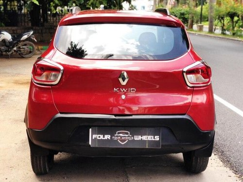 Used Renault Kwid RXT 2017 MT for sale in Bangalore