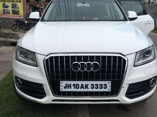 Audi Q5 2.0 TDI quattro Premium Plus, 2013 AT for sale in Dhanbad