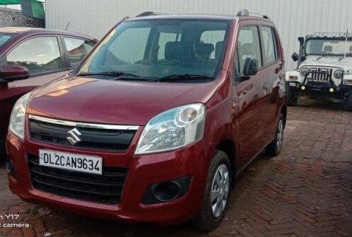 Used 2011 Maruti Suzuki Wagon R LXI MT for sale in Ghaziabad