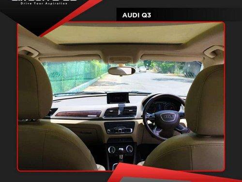 2013 Audi Q3 2.0 TDI Quattro AT for sale in Chennai