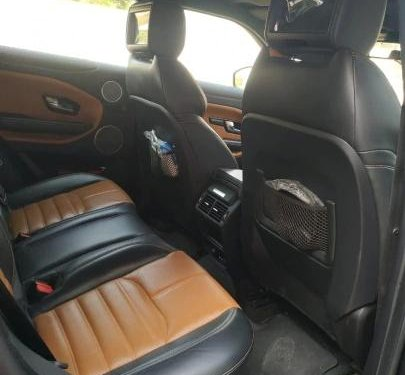 2016 Land Rover Range Rover Evoque AT for sale in Hyderabad