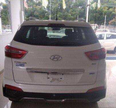 Hyundai Creta 1.6 CRDi SX 2015 MT for sale in Indore