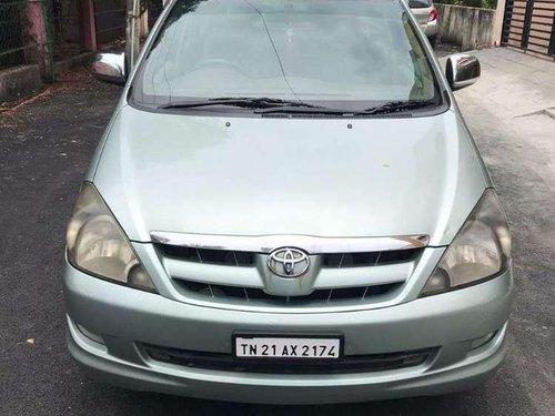 Toyota Innova 2.5 V 7 STR, 2008, Diesel MT for sale in Chennai