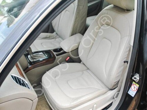 Audi A4 2.0 TDI 2011 AT for sale in Hyderabad