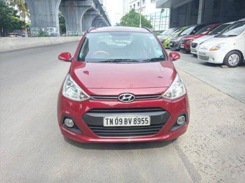 2014 Hyundai Grand i10 AT Asta for sale in Chennai