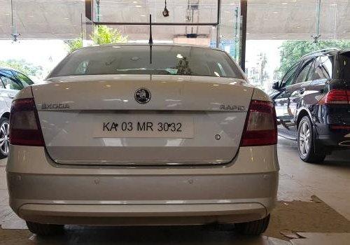Used 2012 Skoda Rapid 1.5 TDI Elegance MT for sale in Bangalore