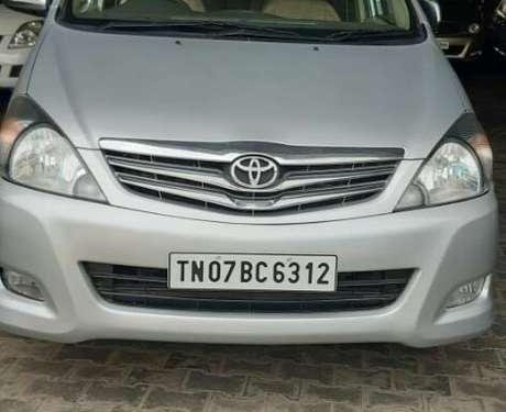 Used Toyota Innova 2009 MT for sale in Chennai