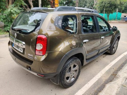 Renault Duster 110PS Diesel RxL 2014 MT for sale in Bangalore