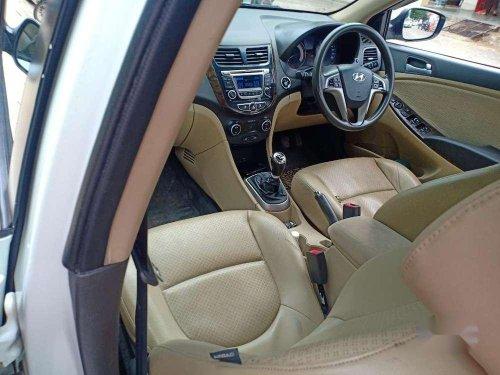 Hyundai Verna Fluidic 1.6 CRDi SX Opt, 2015, Diesel MT for sale in Jaipur