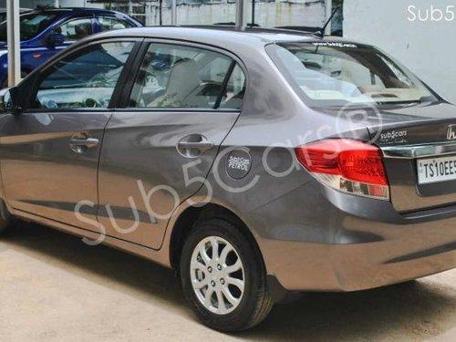 Used 2015 Honda Amaze VX i-Vtech MT for sale in Hyderabad