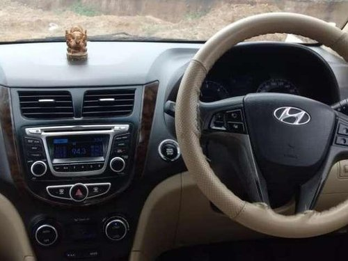Hyundai Verna 1.6 CRDI 2015 MT for sale in Chennai-1