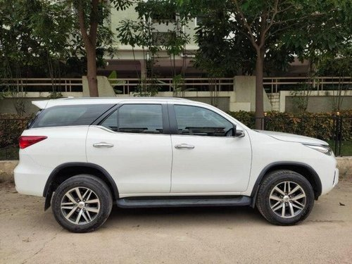2018 Toyota Fortuner 2.8 4WD AT in Hyderabad