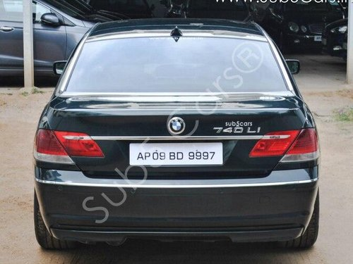 2006 BMW 7 Series 740Li AT for sale in Hyderabad